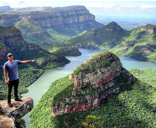 Travel photos of South Africa