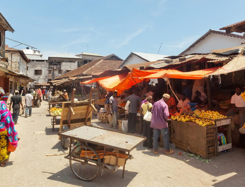 Stone Town Zanzibar – a feast for all senses