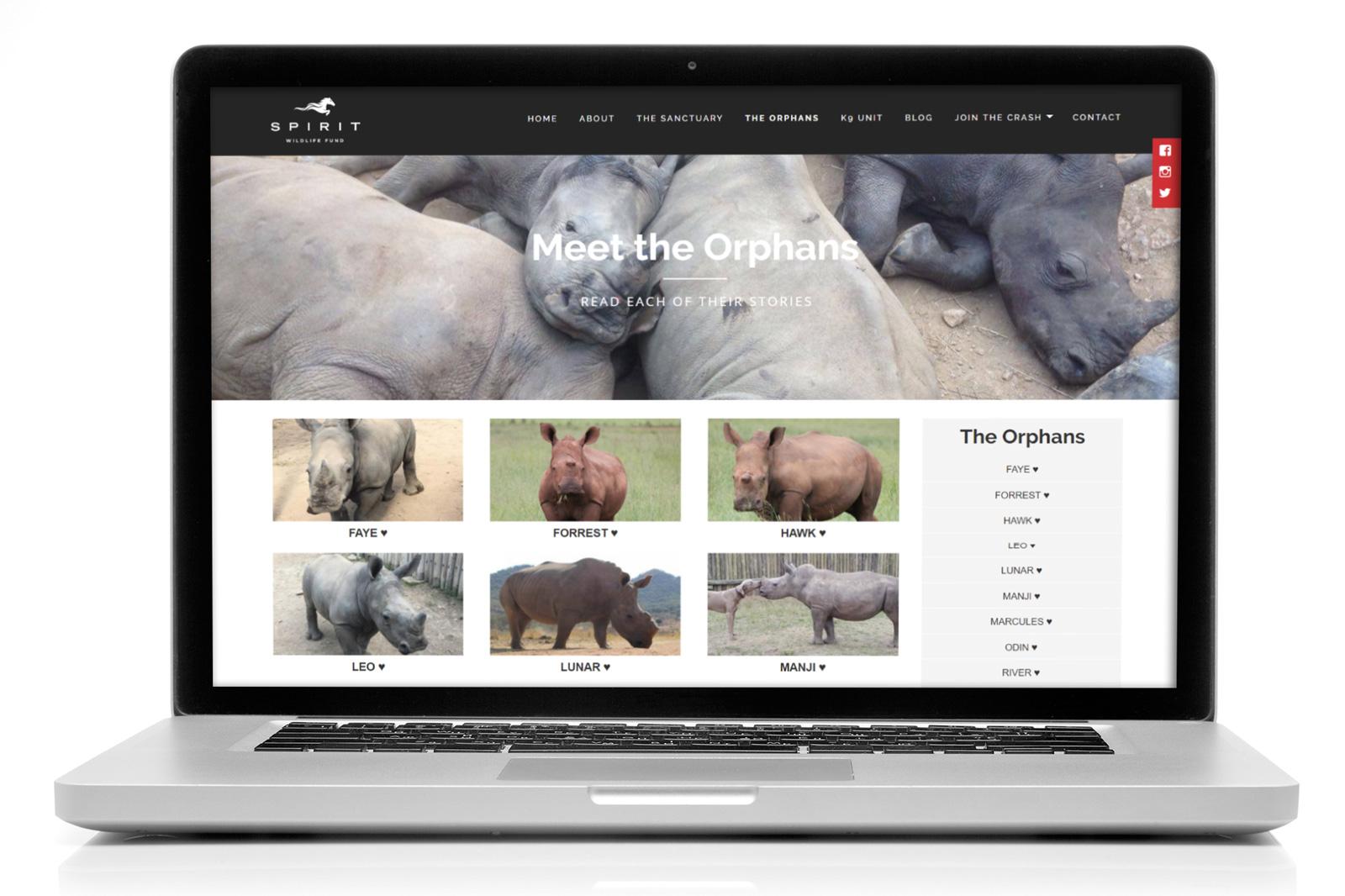 Spirit Wildlife Fund